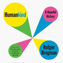 Humankind by Rutger Bregman audiobook