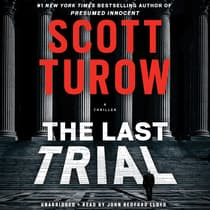 The Last Trial by Scott Turow audiobook