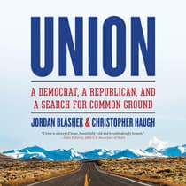 Union by Jordan Blashek audiobook