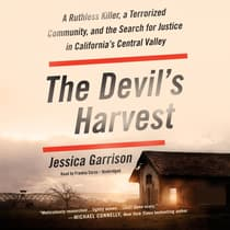 The Devil's Harvest by Jessica Garrison audiobook