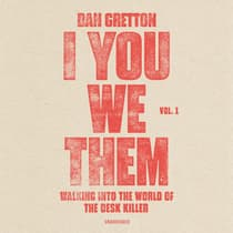 I You We Them by Dan Gretton audiobook