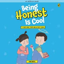 Being Honest is Cool by Sonia Mehta audiobook