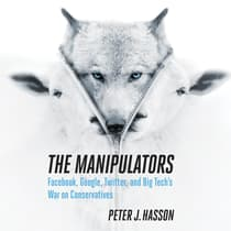 The Manipulators by Peter Hasson audiobook