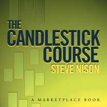 The Candlestick Course by Steve Nison audiobook