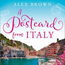 A Postcard from Italy by Alex Brown audiobook
