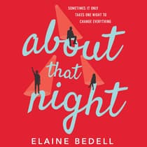 About That Night by Elaine Bedell audiobook