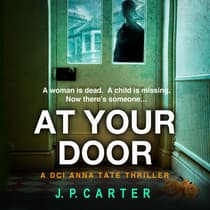 At Your Door by J. P. Carter audiobook