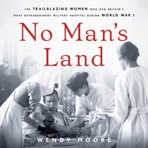 No Man's Land by Wendy Moore audiobook