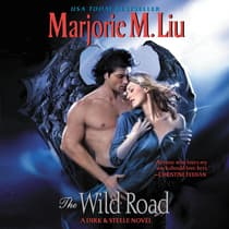 The Wild Road by Marjorie M. Liu audiobook