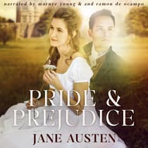 Pride & Prejudice by Jane Austen audiobook