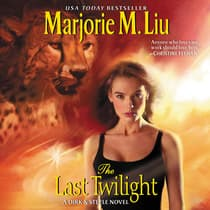 The Last Twilight by Marjorie M. Liu audiobook