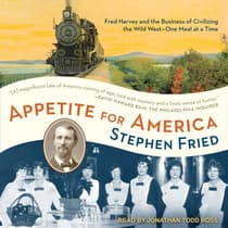 Appetite for America by Stephen Fried audiobook