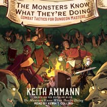 The Monsters Know What They're Doing by Clayton Smith audiobook