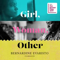Girl, Woman, Other by Bernardine Evaristo audiobook
