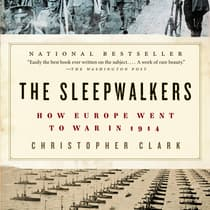 The Sleepwalkers by Christopher Clark audiobook