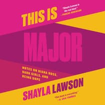 This Is Major by Shayla Lawson audiobook