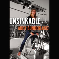 Unsinkable by Abby Sunderland audiobook