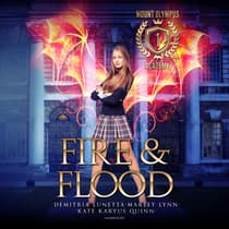 Fire & Flood by Kate Karyus Quinn audiobook