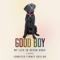 Good Boy by Jennifer Finney Boylan audiobook