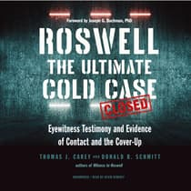 Roswell by Thomas J. Carey audiobook