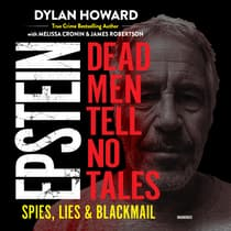 Epstein by Dylan Howard audiobook