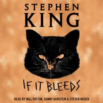 If It Bleeds by Stephen King audiobook