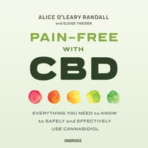 Pain-Free with CBD by Alice O'Leary Randall audiobook
