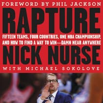 Rapture by Nick Nurse audiobook