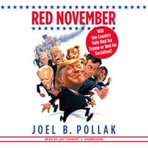 Red November by Joel B. Pollak audiobook