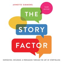 The Story Factor by Annette Simmons audiobook