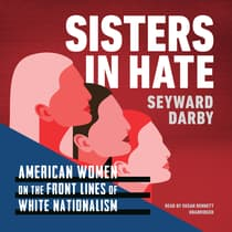 Sisters in Hate by Seyward Darby audiobook