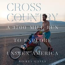 Cross Country by Rickey Gates audiobook