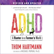 ADHD by Thom Hartmann audiobook