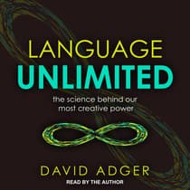 Language Unlimited by David Adger audiobook