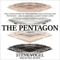 The Pentagon by Steve Vogel audiobook