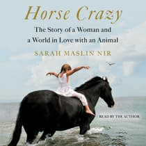 Horse Crazy by Sarah Maslin Nir audiobook