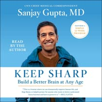 Keep Sharp by Sanjay Gupta audiobook