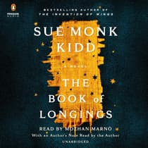 The Book of Longings by Sue Monk Kidd audiobook