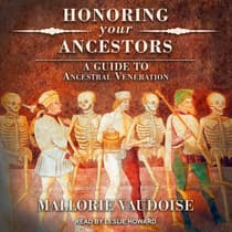 Honoring Your Ancestors by Mallorie Vaudoise audiobook