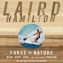 Force of Nature by Laird Hamilton audiobook