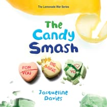 The Candy Smash by Jacqueline Davies audiobook