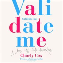Validate Me by Charly Cox audiobook
