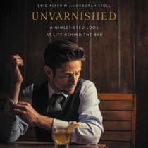 Unvarnished by Eric Alperin audiobook
