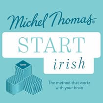 Start Irish by Michel Thomas audiobook