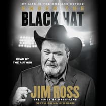 Under the Black Hat by Jim Ross audiobook