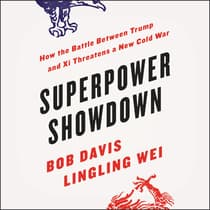 Superpower Showdown by Bob Davis audiobook