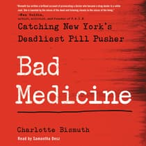 Bad Medicine by Charlotte Bismuth audiobook
