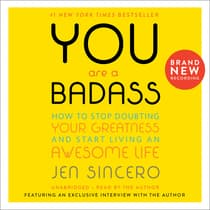 You Are a Badass by Jen Sincero audiobook