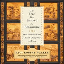 The Feud That Sparked the Renaissance by Paul Robert Walker audiobook