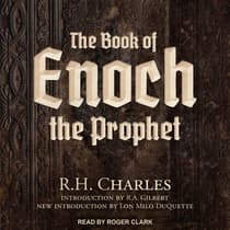 The Book of Enoch the Prophet by R.H. Charles audiobook